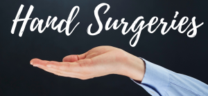 What To Expect For Some Common Hand Surgeries
